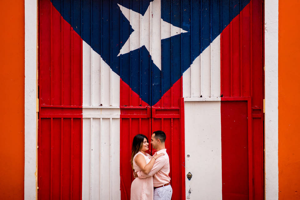 Trouwfotograaf Den Haag | Destination Loveshoot in Puerto Rico Stephanie en Daniel