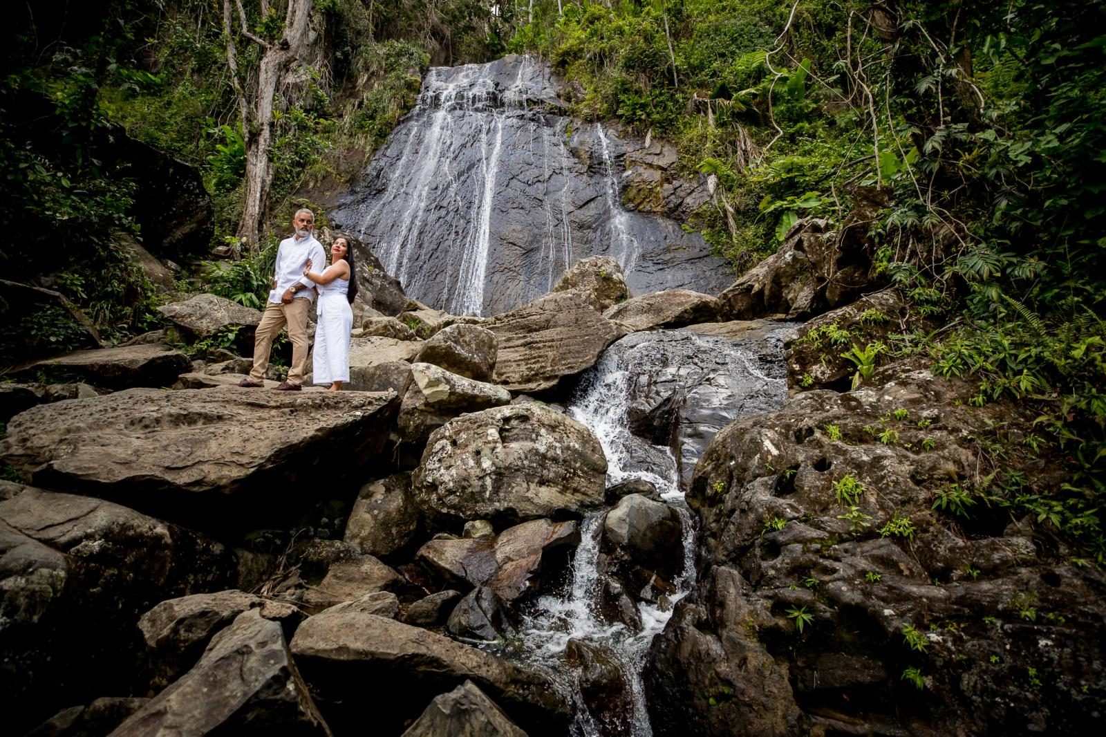 Loveshoot waterval