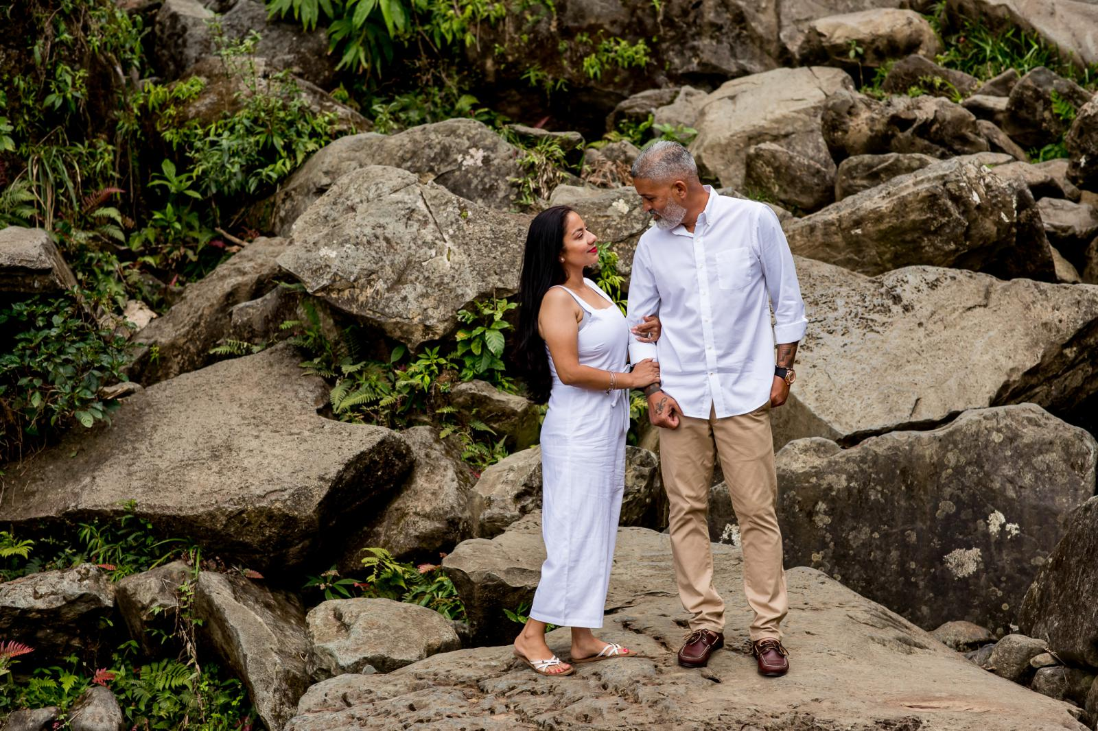 Loveshoot Puerto Rico Waterval
