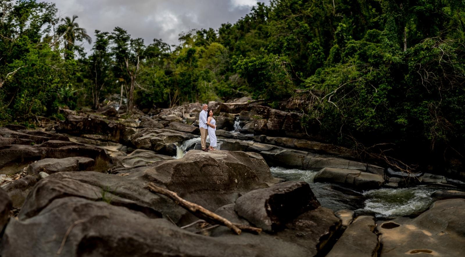 Pre wedding shoot in Puerto Rico door trouwfotograaf Den Haag