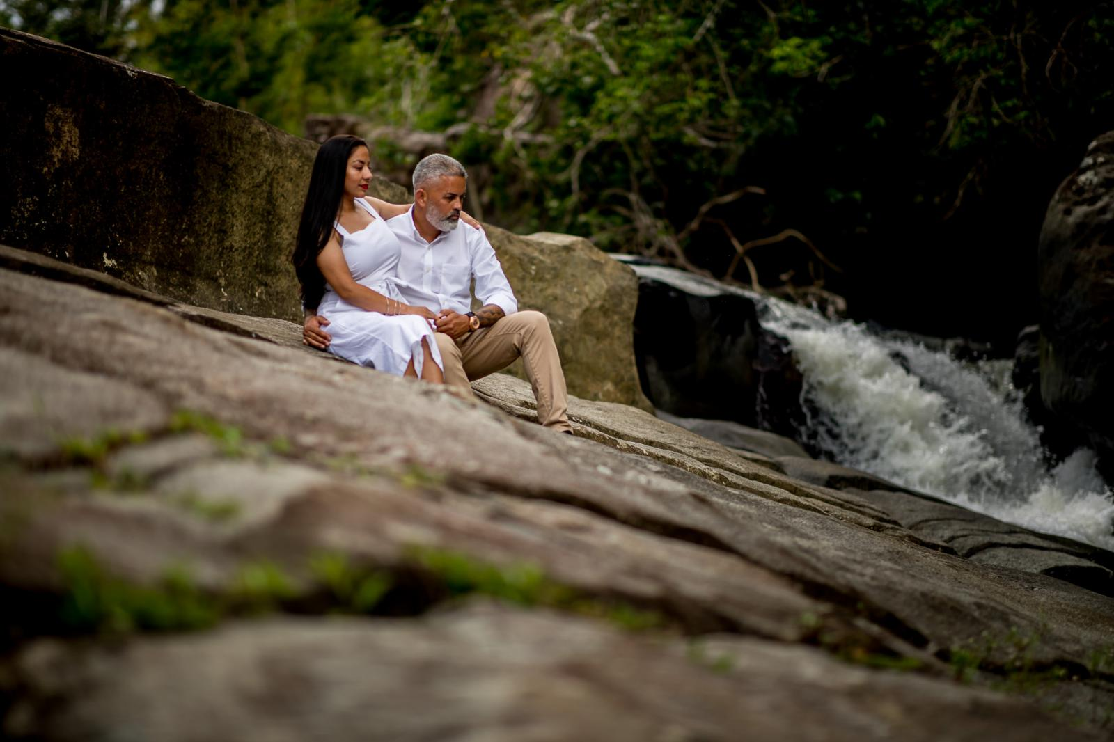 Pre wedding shoot door bruidsfotograaf Den Haag